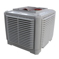 18000 fixed industrial evaporative air cooler -cooling UAE