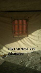 Emergency Tent stock in dubai